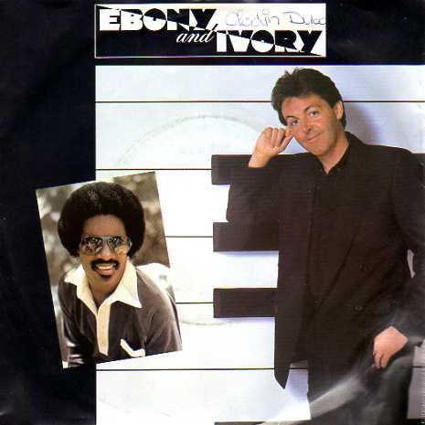 Paul McCartney - Ebony And Ivory Lyrics MetroLyrics